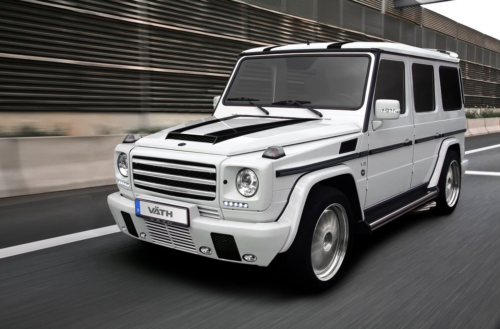 Tuning wald international mercedes benz e class estate w211 - Tuning V Th G55 Amg A Superlative V58k With 680 Hp