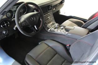 Mercedes-Benz SLS AMG Black Series 'Yosemite Blue'
