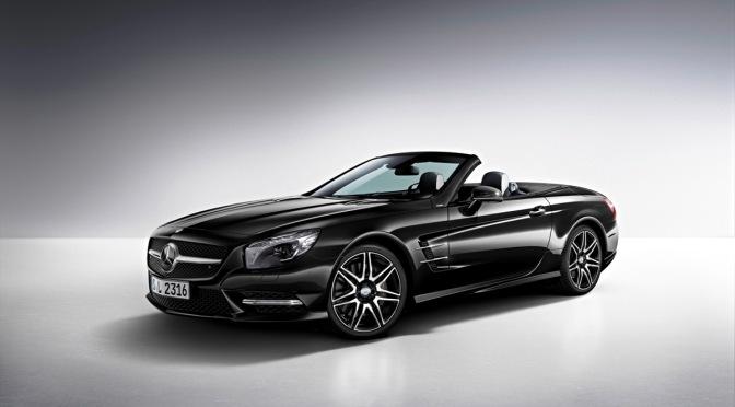 The new Mercedes-Benz SL 400 (R231)