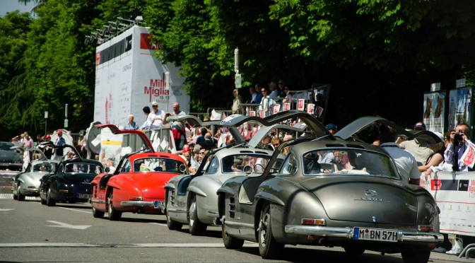 In Photos: The Mille Miglia 2014, Part II