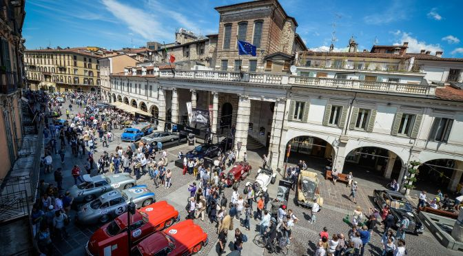 In Photos: The Mille Miglia 2014