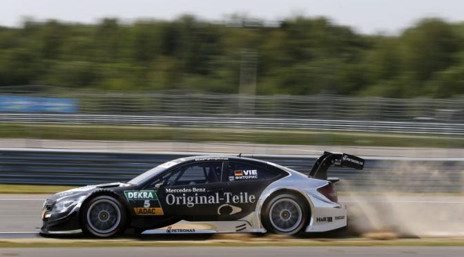 DTM 2014: Round 5, Moscow: Race