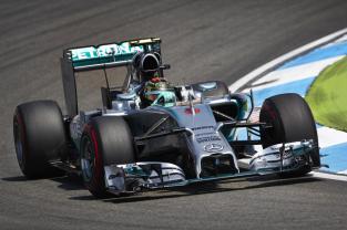 F1 2014: Round 10, German Grand Prix