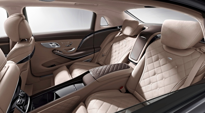 Mercedes-Maybach: The ultimate in exclusivity and individuality