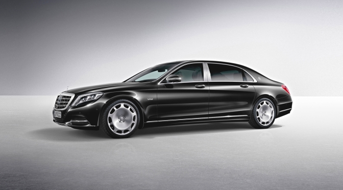 The Best in its Most Exclusive Form: World Premiere of the Mercedes-Maybach S-Class